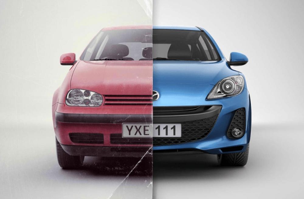Used Cars vs New Cars