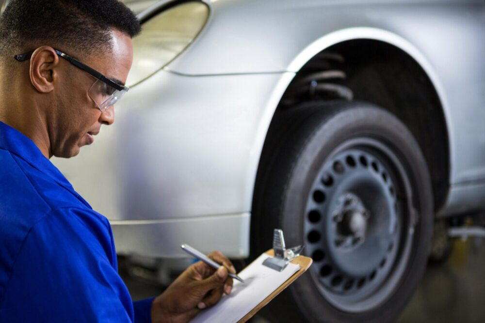 Different Types of Vehicle Inspections