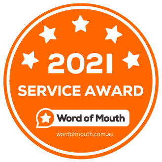 Word of Mouth 2021 Service Award for German Precision