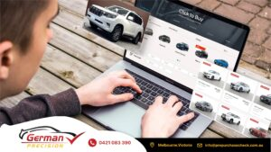Should you buy a used car online? Contact German Precision for more information today!