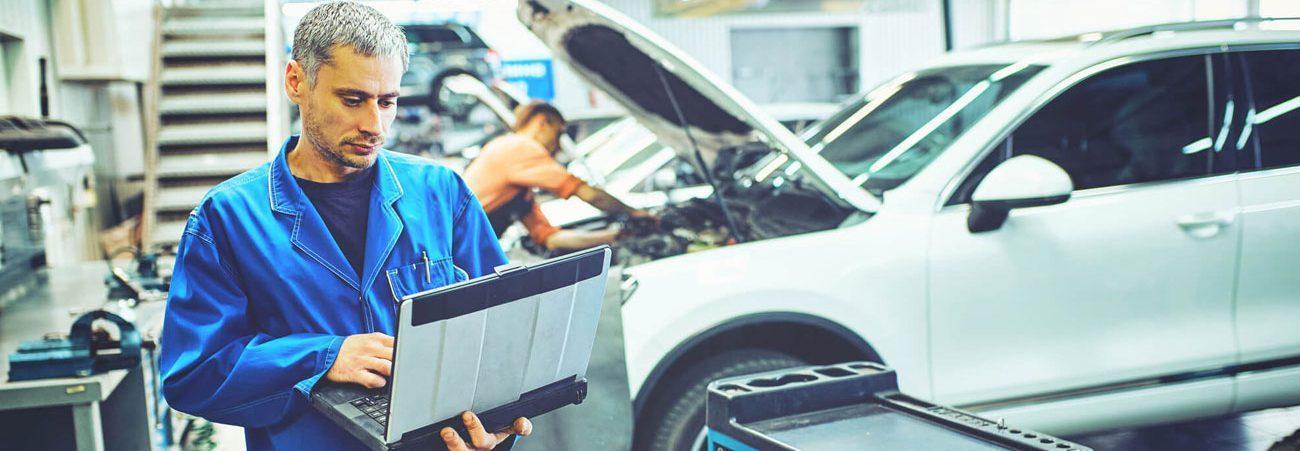 Determine a Car's Age